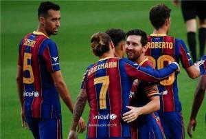 مفاجأة ..  برشلونة ممنوع من إبرام صفقات جديدة