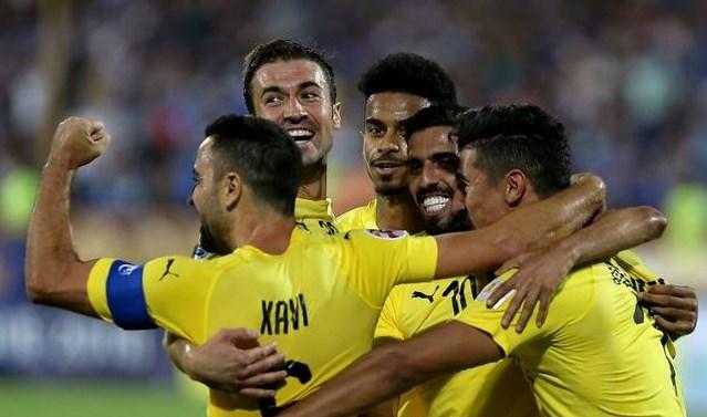 بالفيديو : السد القطري ينتصر على استقلال الايراني بثلاثية في دوري أبطال آسيا