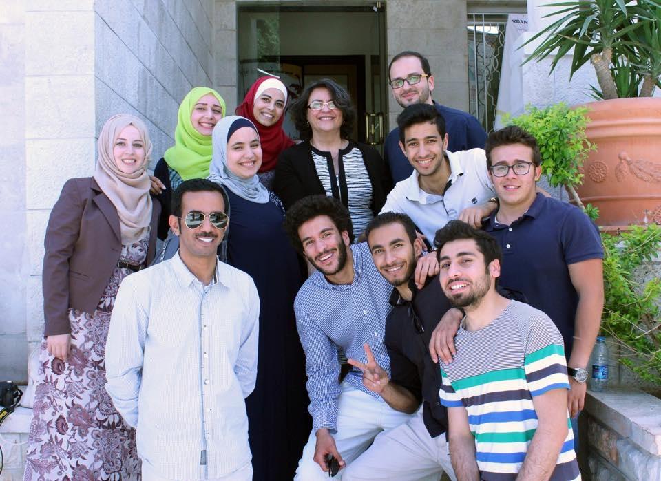 طلبة كلية العمارة والتصميم في جامعة البترا يشاركون في مسابقة مشاريع التصميم المعماري