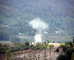 إشتباكات عنيفة على الحدود الأردنية السورية