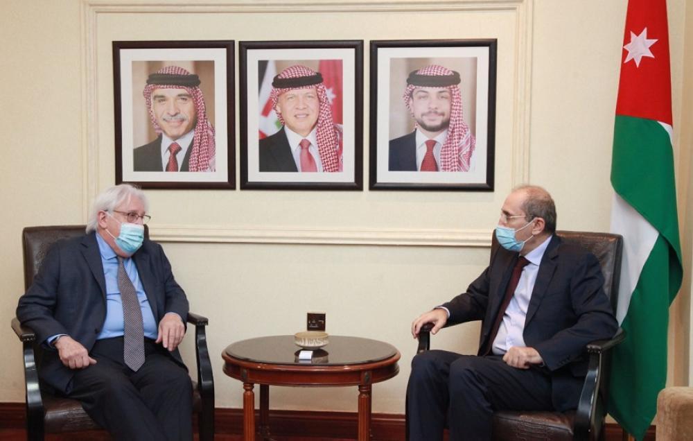 الصفدي: أمن السعودية ودول الخليج العربي جزء لا يتجزأ من أمن الأردن
