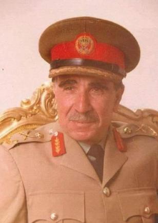 الذكرى السنوية السادسة لوفاة توفيق باشا الحياري