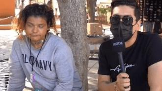 فتاة تظهر في فيديو بعد اختطافها وهي طفلة قبل 18 عاما  .. صورة