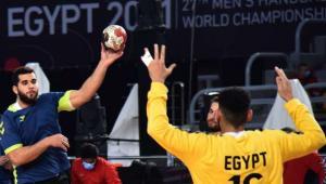 مواجهة نارية مرتقبة  بين مصر و تشيلي في افتتاح كأس العالم لكرة اليد