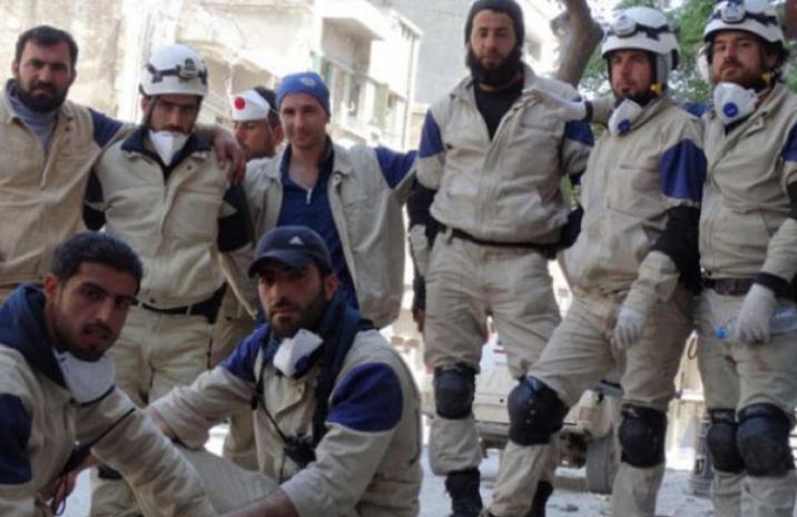 """هذه حقيقة """"الخوذ البيضاء"""" ومهمتها في سوريا"""