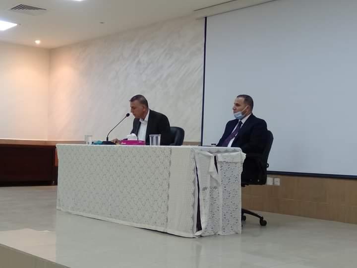 وزير الداخلية يلتقي عدداً من شباب محافظة جرش في لقاء حواري عام ..  صور