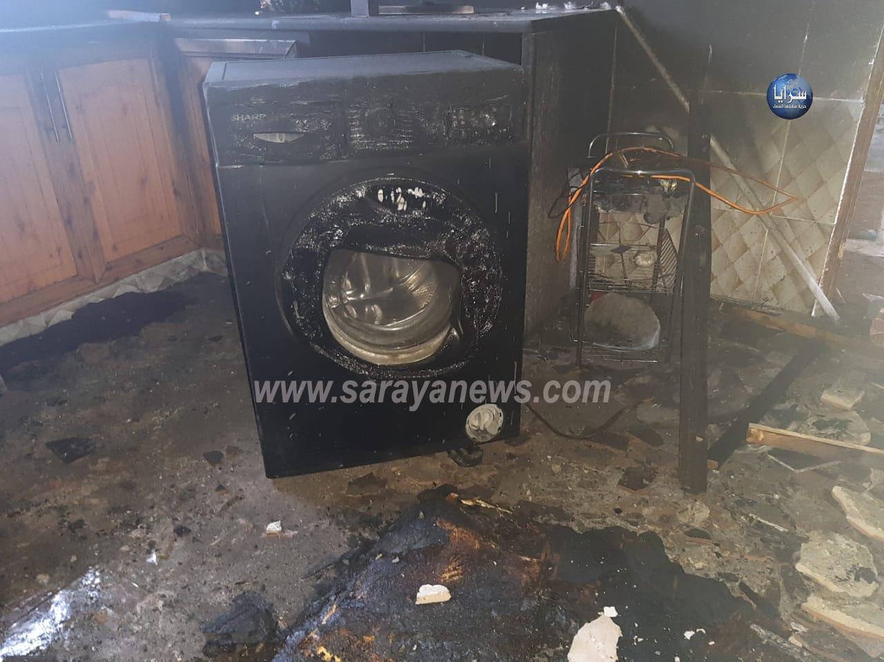 """بالصور  ..  مواطن احترق منزله بالكامل وبات مهددا بالتشرد  ..  """"تفاصيل"""""""