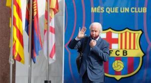 رئيس برشلونة: كان يجب بيع ميسي ..  ونيمار لن يعود إلا في حالة واحدة