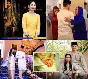 بالفيديو و الصور .. لاعب كرة قدم هولندي شهير يعتنق الإسلام و يتزوج من أميرة