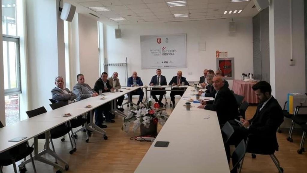 دعوة رجال أعمال أتراك لزيادة استثماراتهم في الأردن