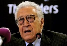 الإبراهيمي يجدد مهمته مبعوثا دوليا مشتركا للأزمة السورية