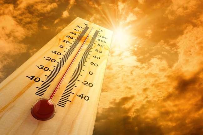 استمرار الارتفاع على درجات الحرارة  .. وطقس حار في معظم المناطق