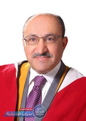الدكتور مازن العقيلي  ..  مبارك