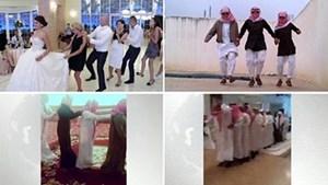 """بالفيديو.. """"رقصة البطريق"""".. ظاهرة تنتشر بين الشباب السعودي"""