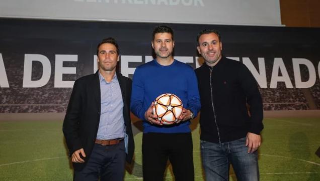 بوتشيتينو يعلق على تعيين سولاري مدرباً لريال مدريد