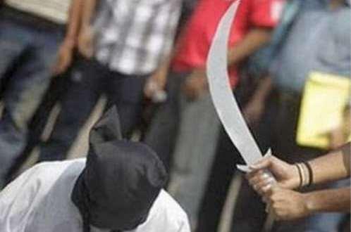 """السعودية تُنفذ حكم الإعدام بـ""""معمر القذافي""""  ..  تفاصيل"""