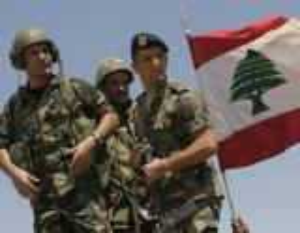 الجيش اللبناني يدخل بلدة عرسال للمرة الاولى