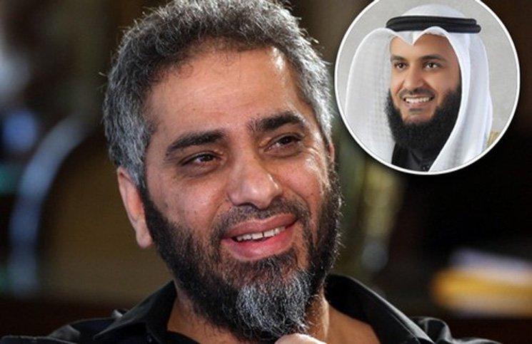 """الداعية """"مشاري العفاسي"""" يعلق على الحكم الصادر بحق الفنان """"فضل شاكر""""  ..  ماذا قال؟"""