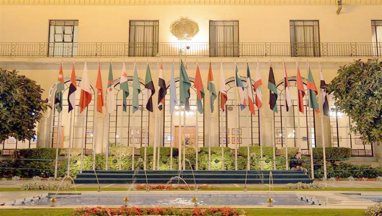 الجامعة العربية تدين تمديد إغلاق مكتب تلفزيون فلسطين الرسمي