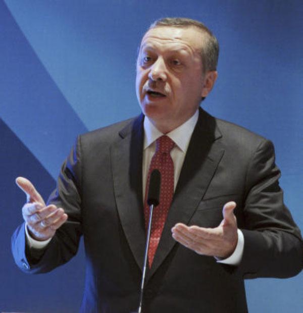 اردوغان: تركيا انفقت 600 مليون دولار على اللاجئين السوريين