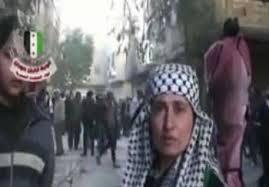 بالفيديو  ..  فلسطينية تشنق زوج اختها في دمشق لتعامله مع النظام