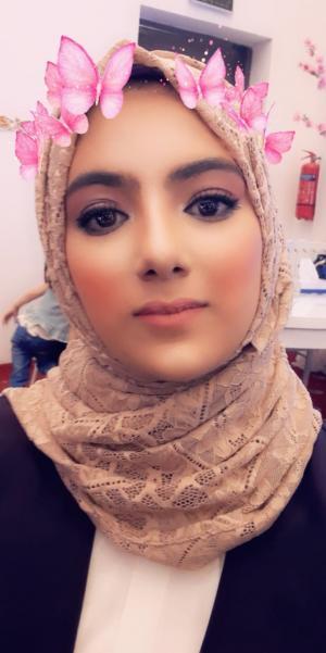 غفران محمد بني ياسين ..  مبارك حصولها على تخصص علوم طب
