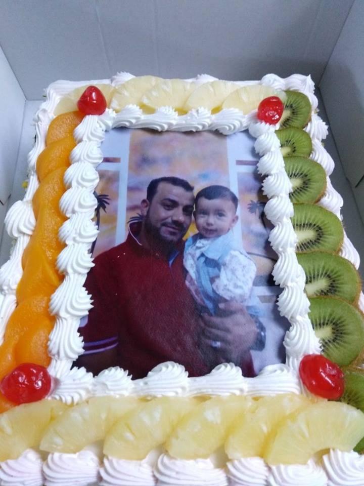 ميلاد سعيد للطفل علي ابراهيم شويات