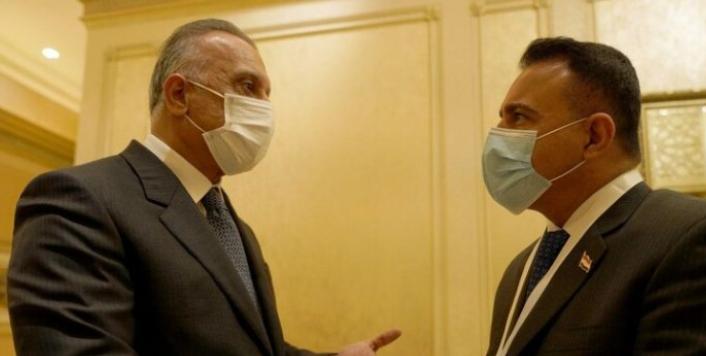 """حريق مستشفى """"ابن الخطيب"""" في بغداد يتسبب بإقالة وزير الصحة العراقي"""