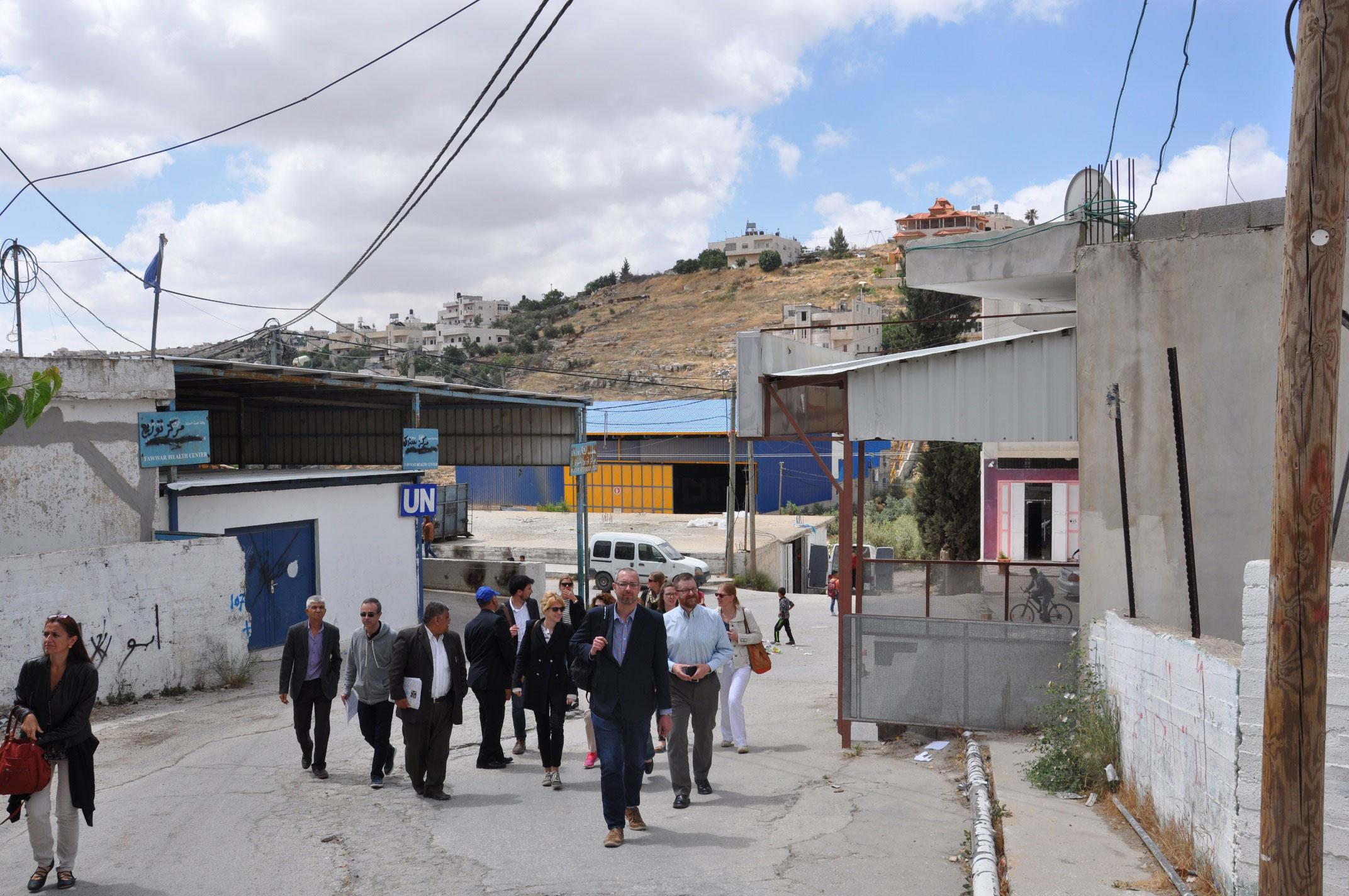 """عمان: اجتماع عاجل لـ""""الأونروا"""" يبحث ضبط نفقات وخدمات اللاجئين"""