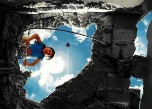 استشهاد مسنة بانهيار جزئي بمنزل مستهدف في العدوان الأخير شمال غزة