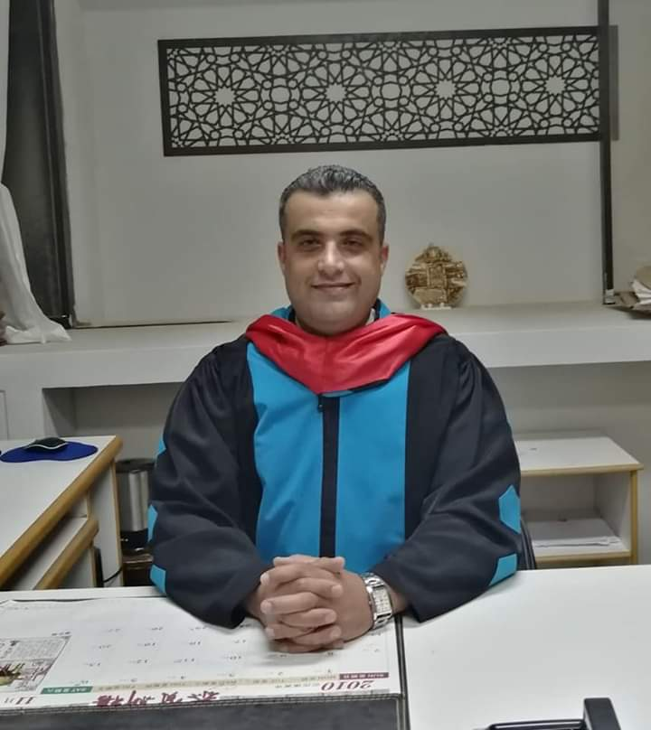 المهندس عبدالله ملكاوي  .. مبارك