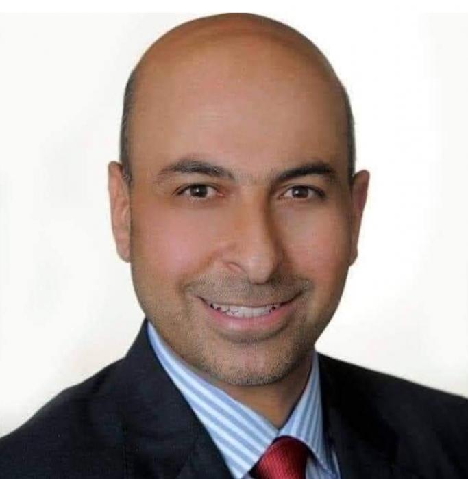 الدكتور المحامي سعود منور العرمان في ذمة الله