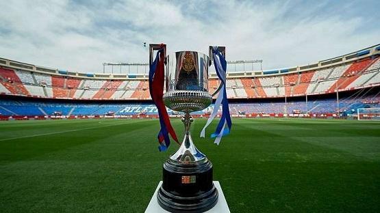 الكأس ..  قرعة سهلة للريال وصعبة لبرشلونة