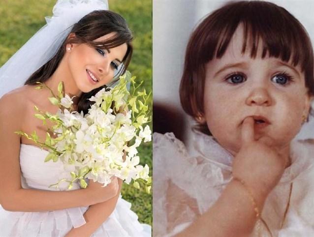 بالصور .. لن تصدّق كيف بدت النجمات العربيات في طفولتهن!