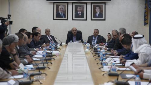 اللجنة الإدارية النيابية تعقد اجتماعا للنظر بمطالب المصابين العسكريين