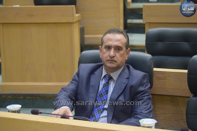 النائب حازم المجالي يقدم استقالته من لجنة فلسطين النيابية  ..  وثيقة