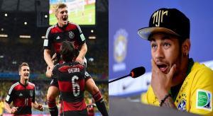 نيمار: بكيت كالأطفال بعد هزيمة البرازيل أمام ألمانيا