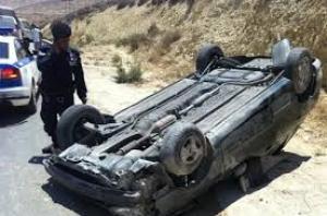 مادبا : وفاة عشريني بتدهور مركبة