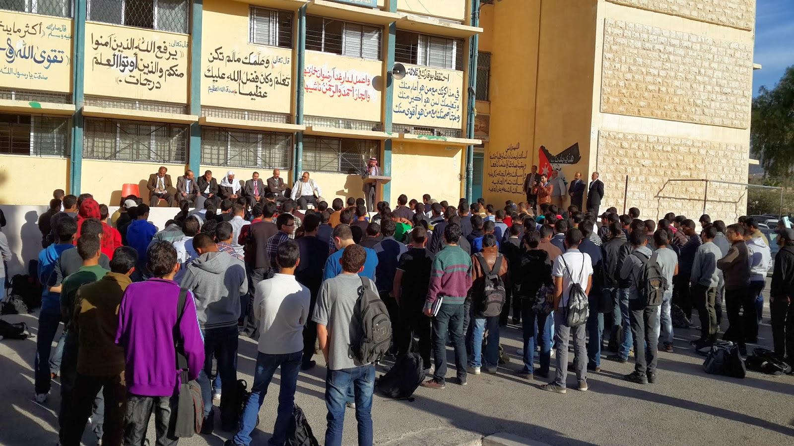 انتظام التعليم في المدارس الحكومية بعد فك إضراب المعلمين