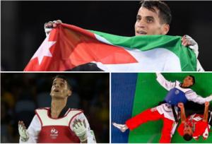 يقترب من انجاز اردني جديد .. أبو غوش يتأهل للدور قبل النهائي ببطولة العالم للتايكواندو