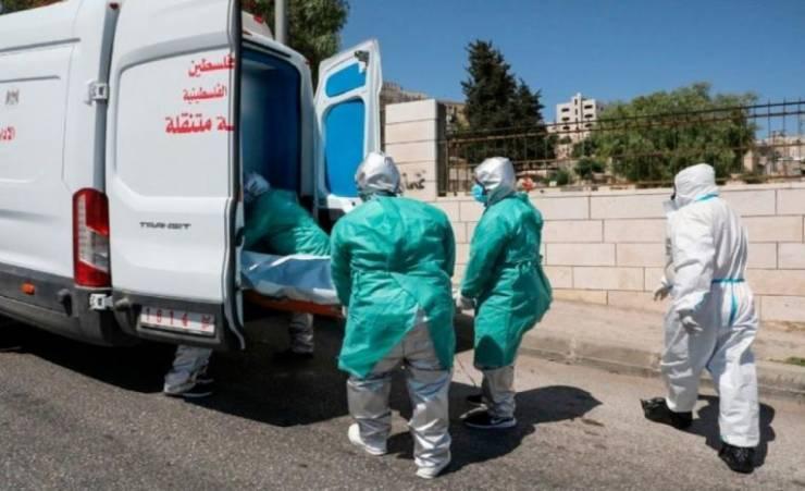 11 وفاة و1158 إصابة جديدة بكورونا في فلسطين
