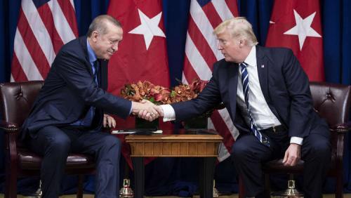أردوغان وترامب يتفقان على كشف كل ملابسات قتل خاشجقي وعدم السماح بالتستر عليها