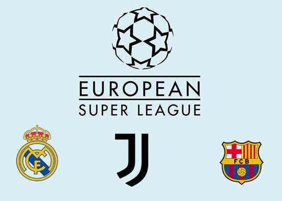 يويفا يعلن الحرب على ريال مدريد وبرشلونة