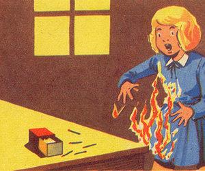 حلم حرق الملابس ..  ماذا يحمل لك من أحداث؟