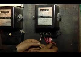 السجن سنتين و 4 الاف دينار غرامة لفض اختام العداد الكهربائي