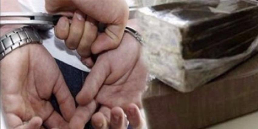 عاجل  ..  القبض على مروج بحوزته كمية من المخدرات في عجلون