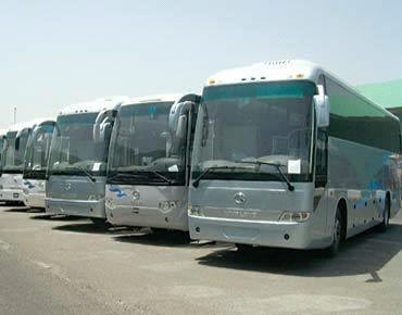 """50 بالمائة من  الحافلات السياحية في الأردن """"متهالكة"""""""