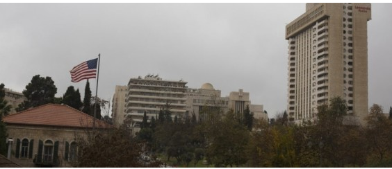 أين سيكون موقع السفارة الأميركية في القدس؟ قطعة أرض مستأجرة منذ 28 عاماً تنتظر هذه اللحظة ..  لكن هناك خيارات أخرى!