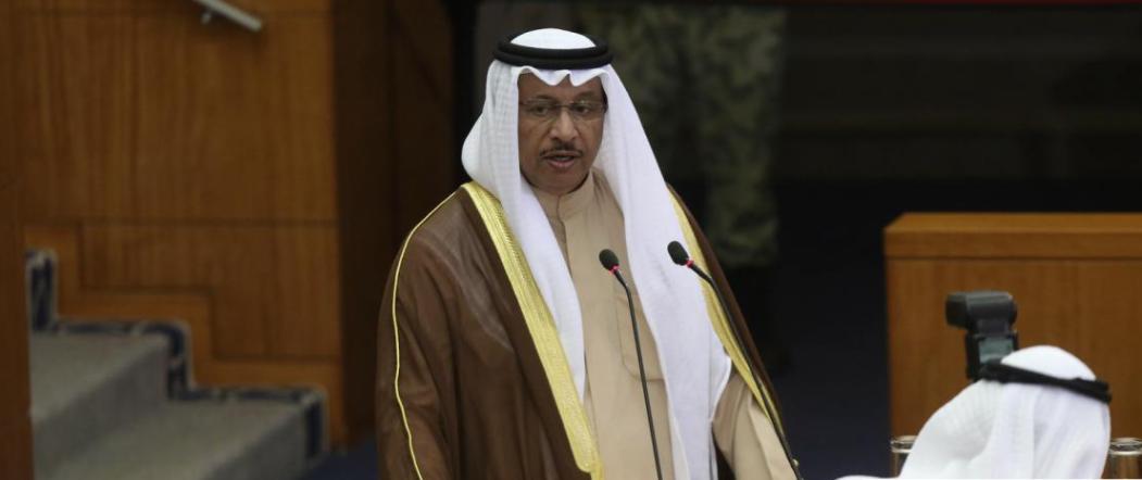 """الحكم بحبس رئيس وزراء الكويت السابق بقضية """"صندوق الجيش"""" و حظر النشر فيها  ..  تفاصيل"""