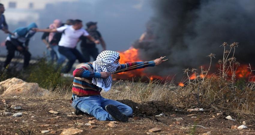 مواجهات مع الاحتلال في غزة والضفة في جمعة غضب للأسرى